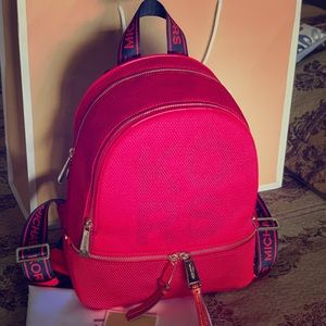 Michael Kor's Rhea LG backpack!